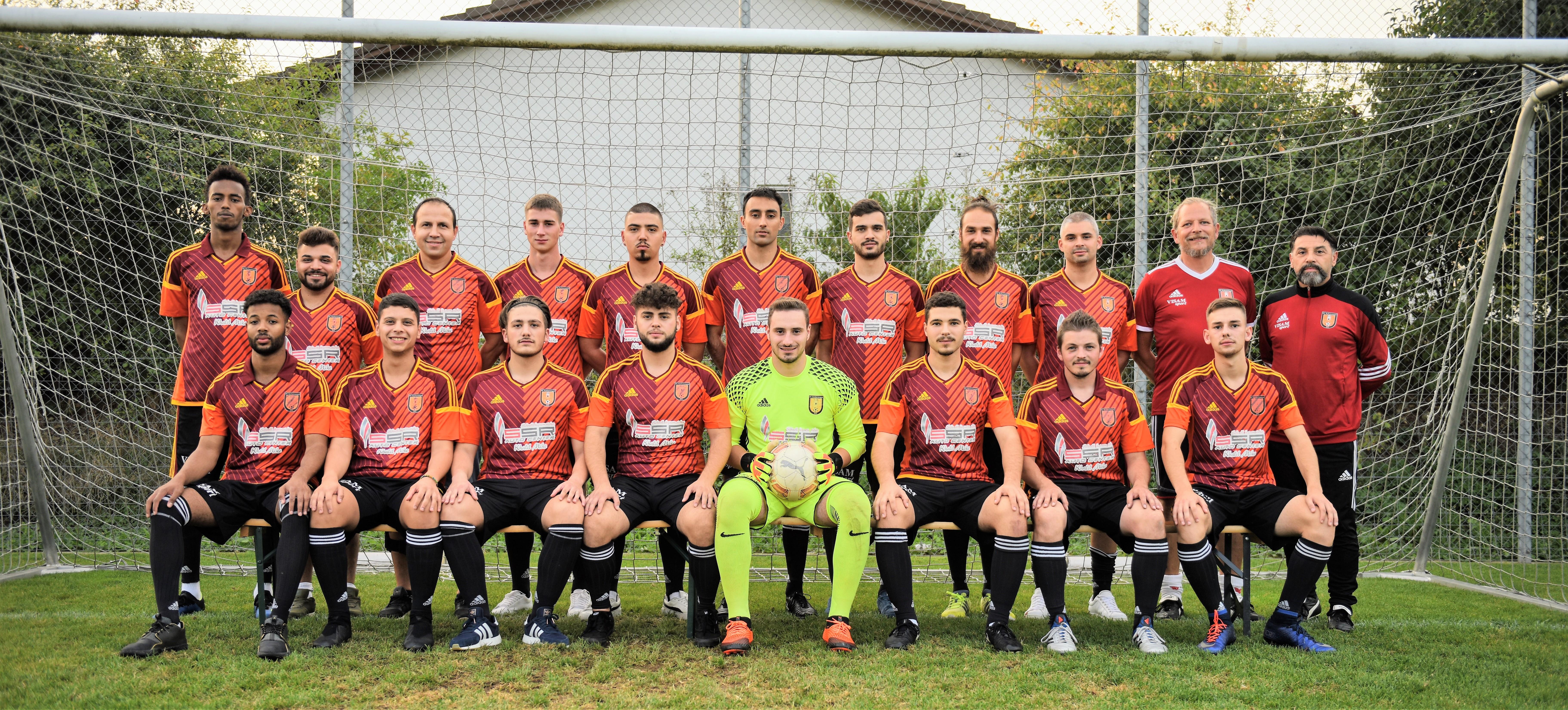 1. Mannschaft (4. Liga)